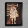 Egon Schiele - Seated Child - comprar online