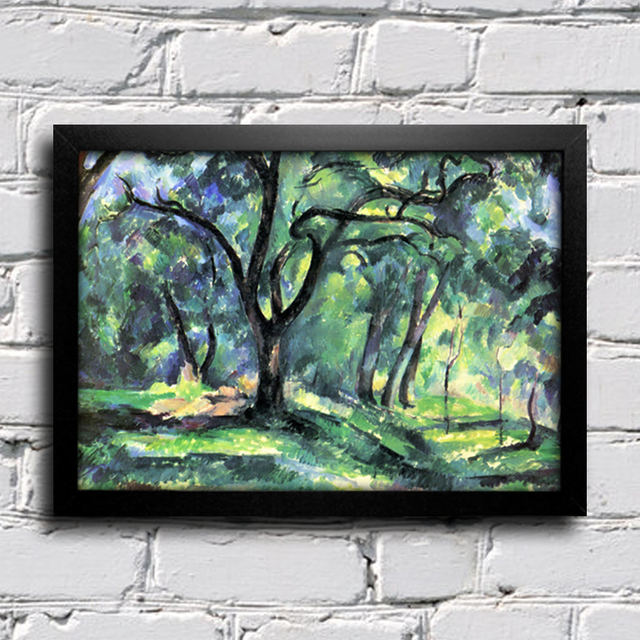 Cezanne - Forest