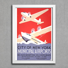 City Of New Yorke Municipal Airports