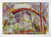 Cezanne - River With The Bridge Of The Three Sources - loja online