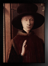 Imagem do Jan Van Eyck - Retrato de Arnolfini