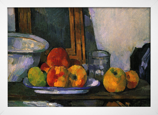 Cezanne - Still Life With an Open Drawer - loja online