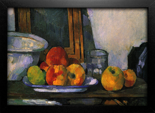 Cezanne - Still Life With an Open Drawer - comprar online