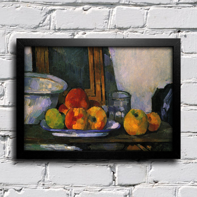 Cezanne - Still Life With an Open Drawer na internet