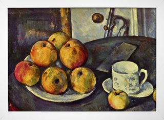 Cezanne - Still Life With Apples - loja online