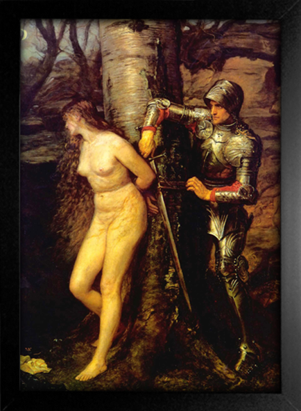 Imagem do Millais - Knight Errant
