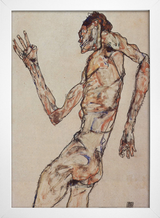 Egon Schiele - The Dancer - loja online