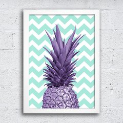 Poster Purple Pineapple na internet