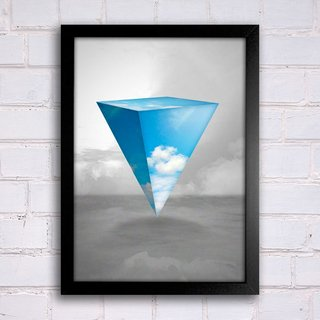 Poster Abstract Sky - comprar online