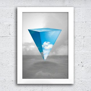 Imagem do Poster Abstract Sky