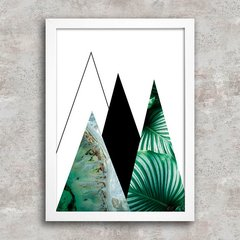 Poster Abstract Tropical II - comprar online