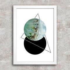 Poster Abstract Tropical III - comprar online
