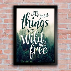 Poster All Good Things - comprar online