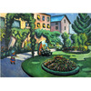 August Macke - Gartenbild na internet