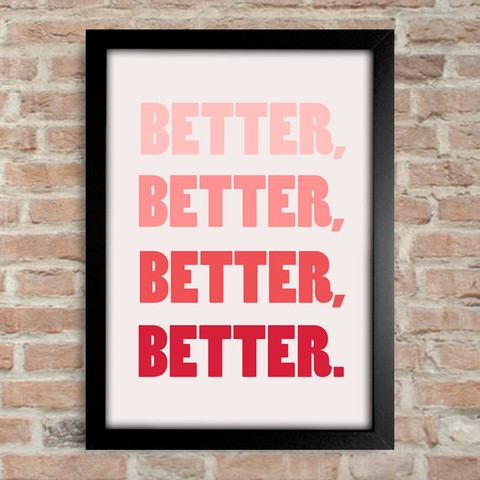 Poster Beatles - Hey Jude - Better