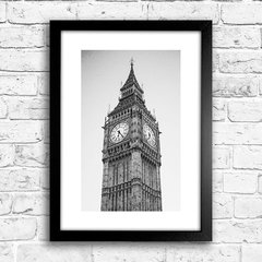 Poster Big Ben London II - comprar online