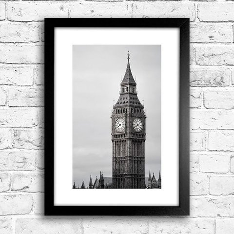 Poster Big Ben London - comprar online