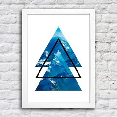 Poster Blue Mountains - comprar online