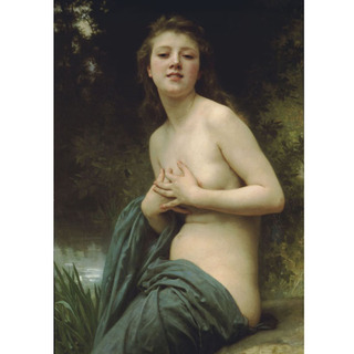 Bouguereau - Spring Breeze