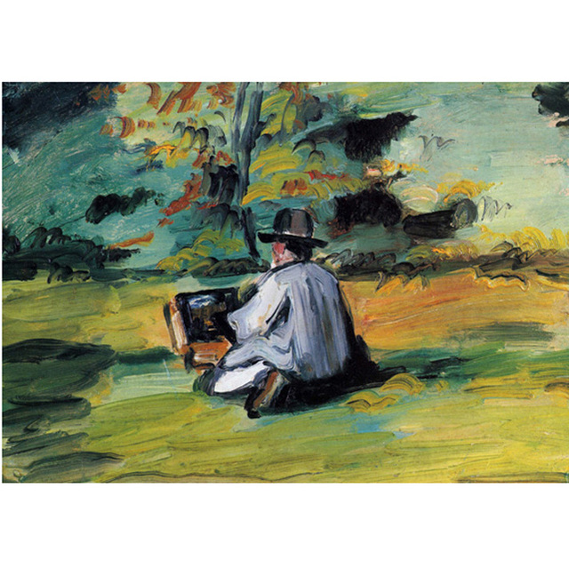 Cezanne - A Painter at Work na internet