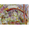 Cezanne - River With The Bridge Of The Three Sources na internet