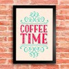Poster Coffee Time - comprar online