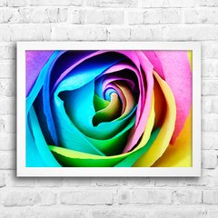 Poster Colorful Rose H na internet