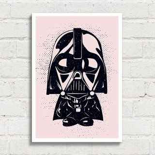 Imagem do Poster Star Wars - Mini Darth Vader