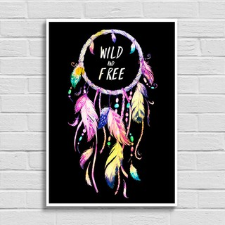 Imagem do Poster Wild and Free
