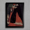 Egon Schiele - Cardinal and Nun Caress - comprar online
