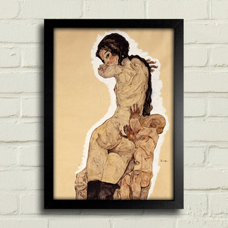 Egon Schiele - Mother and Child II - comprar online