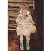 Egon Schiele - Seated Child na internet