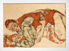 Egon Schiele - Sexual Act - comprar online