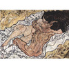 Egon Schiele - The Embrace na internet