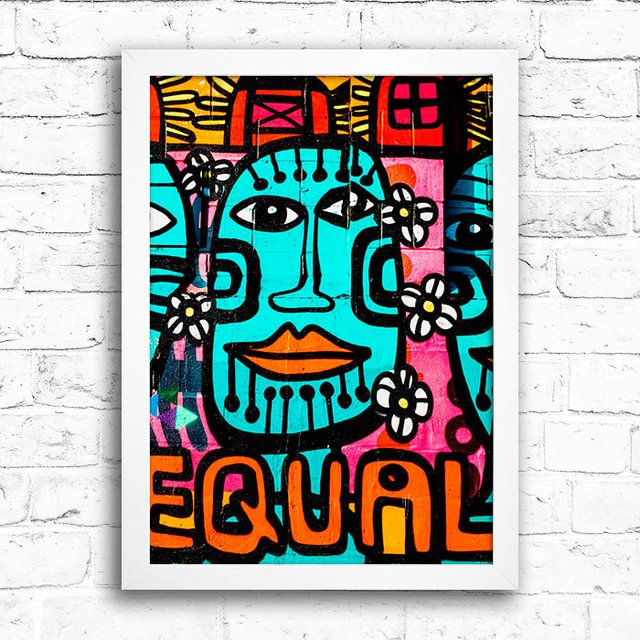 Poster Equal