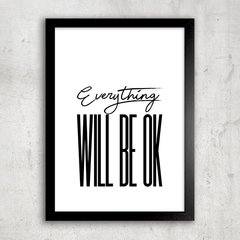 Poster Everything Will Be Ok