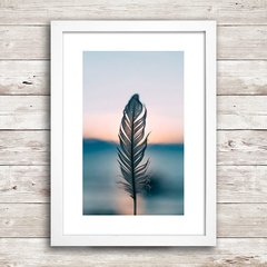 Poster Feather - comprar online