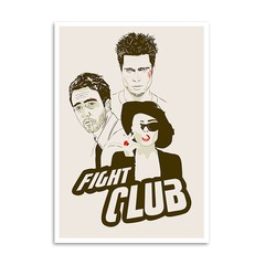 Poster Fight Club - loja online