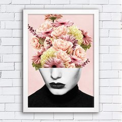Poster Flowers in my head - comprar online