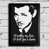 Poster Frankly My Dear I Don't Give A Damn na internet