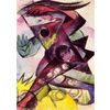Franz Marc - Caliban - Personagem de Shakespeare