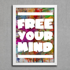 Poster Free Your Mind