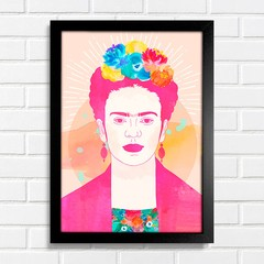Poster Frida Colors