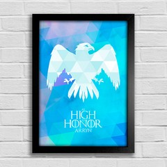 Poster Game of Thrones - As High as Honor - Arryn - comprar online