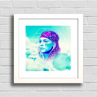 Quadro In The Clouds - comprar online
