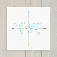 Quadro Geometric Map