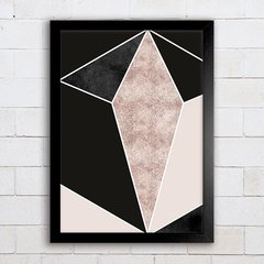 Poster Geometric Abstract Foil 1 - comprar online