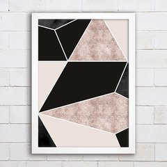 Poster Geometric Abstract Foil 2 - comprar online