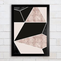 Poster Geometric Abstract Foil 2