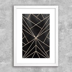 Poster Geometric Abstract Foil 6 - comprar online